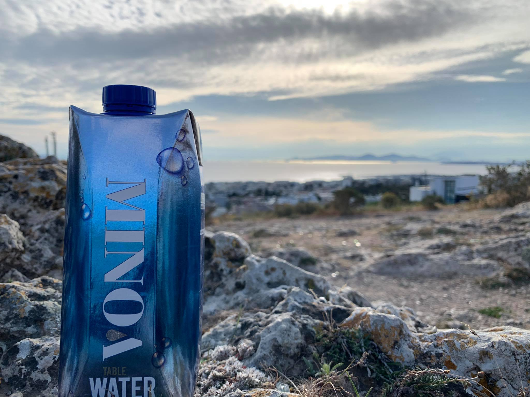 You are currently viewing This summer's water comes in ecological packaging!